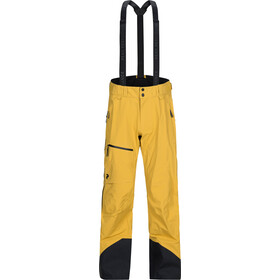 Peak Performance Alpine Pants Herre smudge yellow